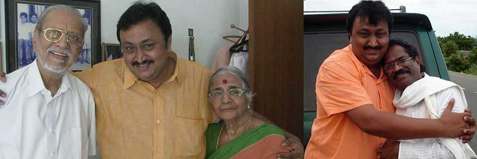 ரவிகாந்த சாருஹாசன் மற்றும் கங்கை அமரனுடன்...