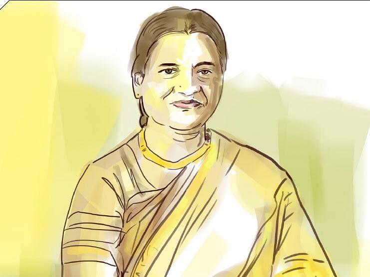முதல் பெண்கள்: ஜோதி வெங்கடாசலம்