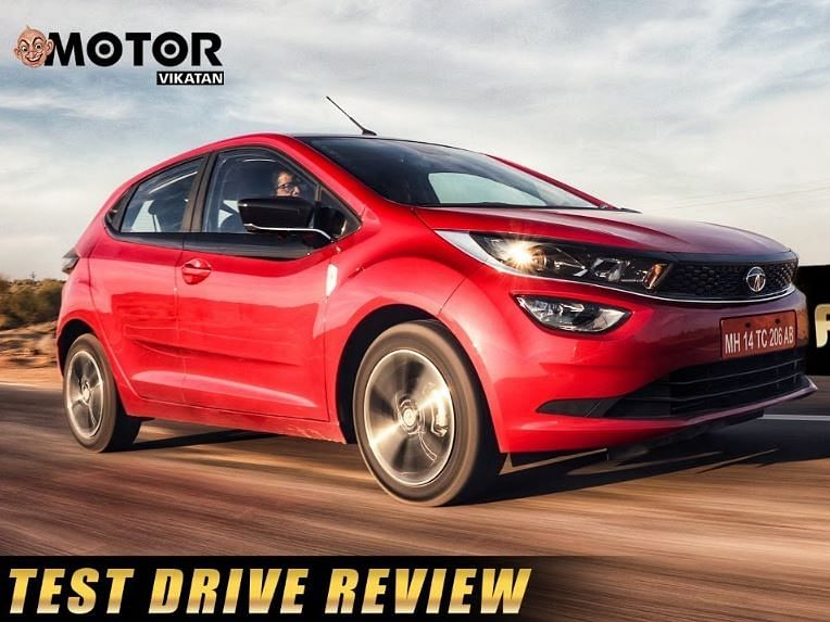 டாடா அல்ட்ராஸ் Test Drive Review #tataaltroz