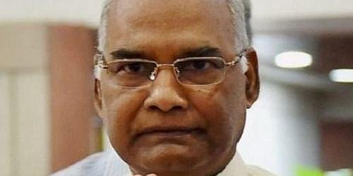 குடியரசுத் தலைவர் ராம்நாத் கோவிந்த்