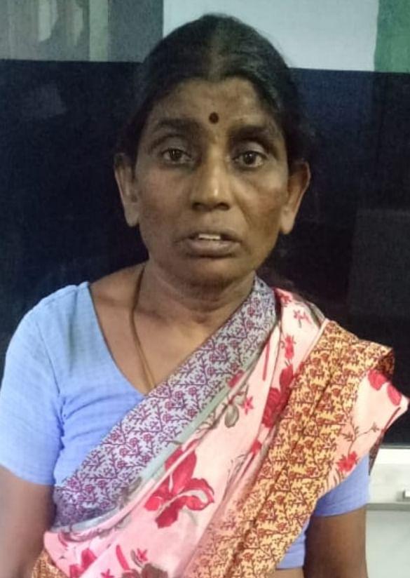 ரேவதியின் அம்மா ஜெயலட்சுமி