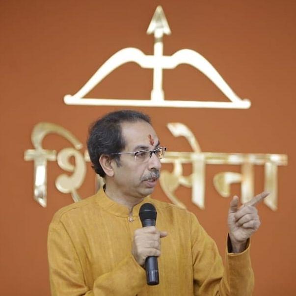 மகாராஷ்டிரா முதல்வர் உத்தவ் தாக்கரே