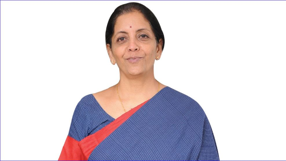 மத்திய நிதியமைச்சர் நிர்மலா சீதாரமன்