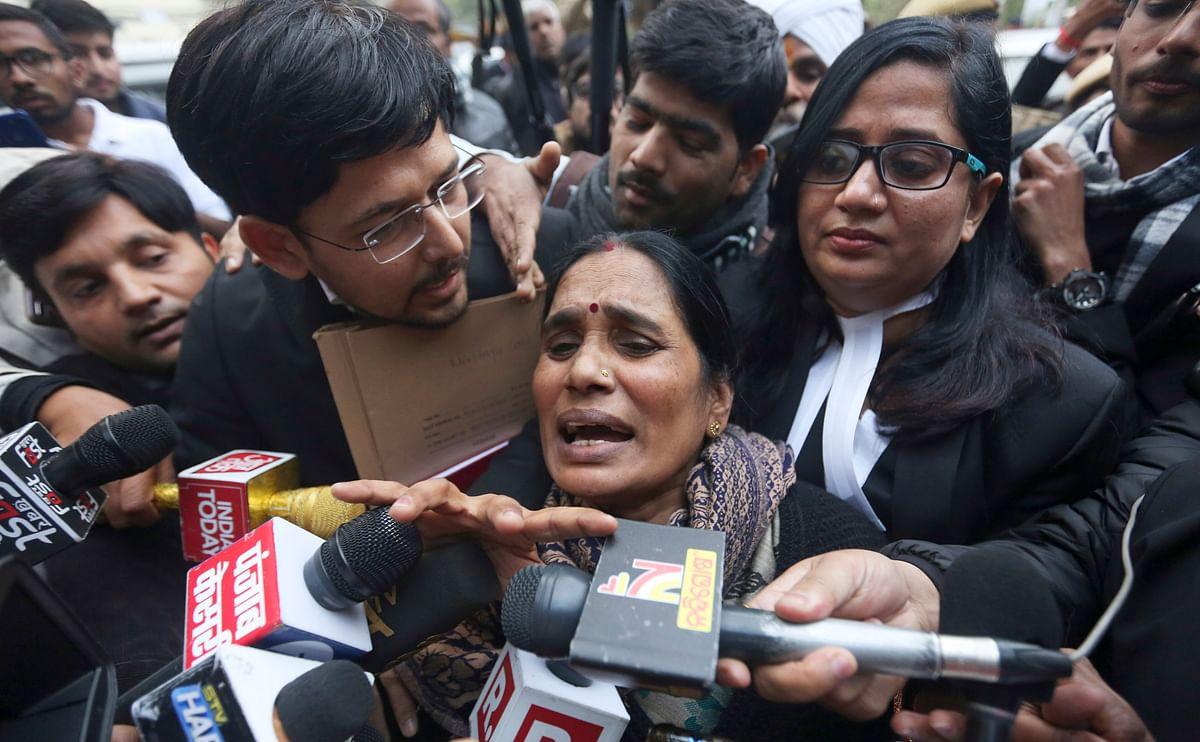 Asha Devi, mother of the victim of the fatal 2012 gang rape