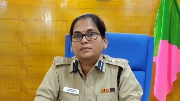 காஞ்சிபுரம் எஸ்பி சாமுண்டீஸ்வரி