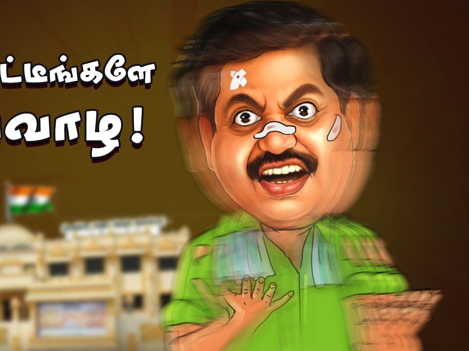 Election result: `குஷி' ஸ்டாலின்... `டென்ஷன்' எடப்பாடி! | தி இம்பர்ஃபெக்ட் ஷோ 03/01/2020