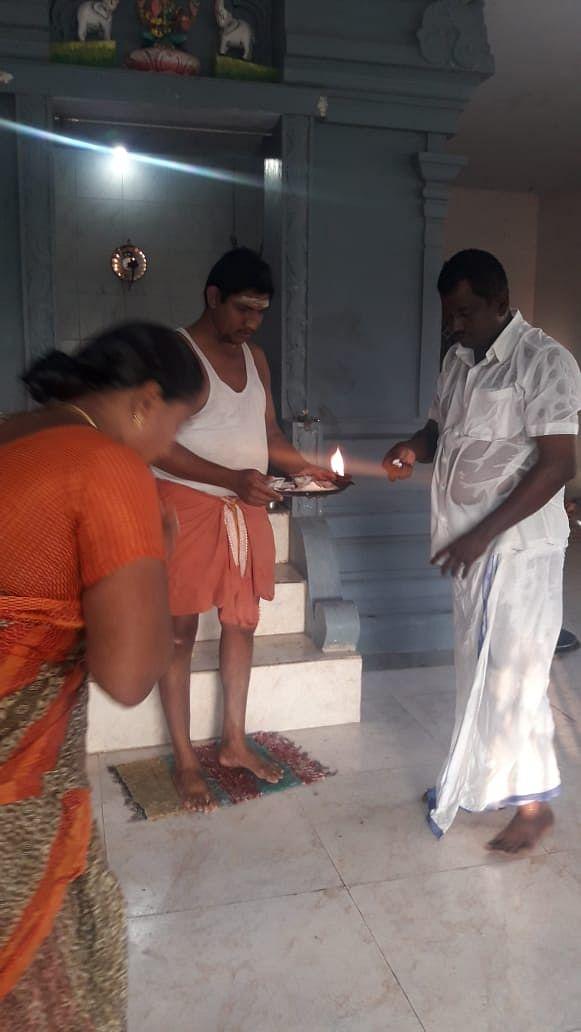 ராஜேந்திரன் மல்லிகாவோடு...