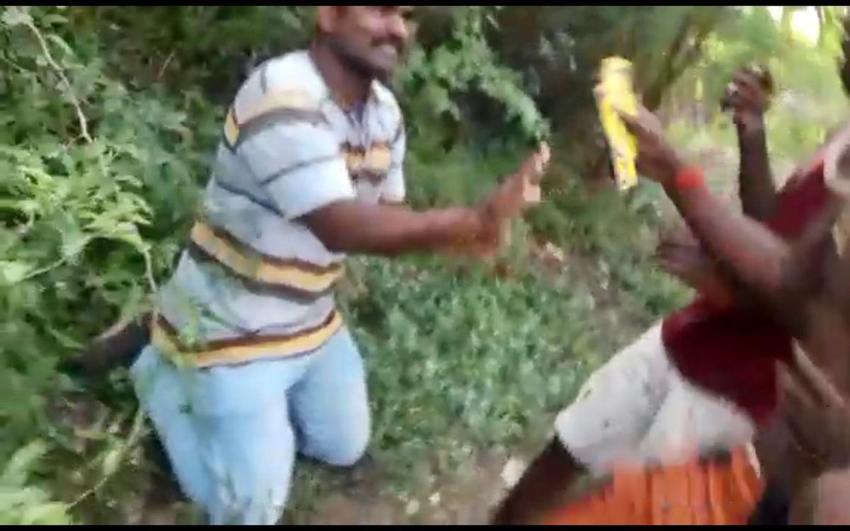 `ஒரு ரிமாண்ட்டைக்கூட ஒழுங்கா செய்ய முடியல..!' -கால்முறிவிலும் காவலர்களை வசைபாடிய `கஞ்சா' மணி