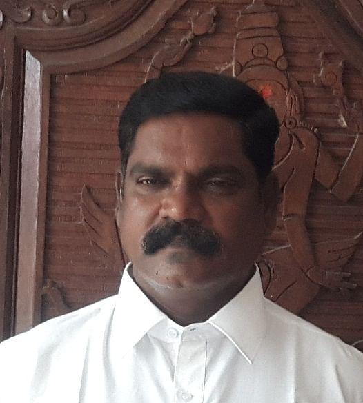 ராஜேந்திரன், மாமல்லபுரம் சிற்பக் கல்லூரி முதல்வர்