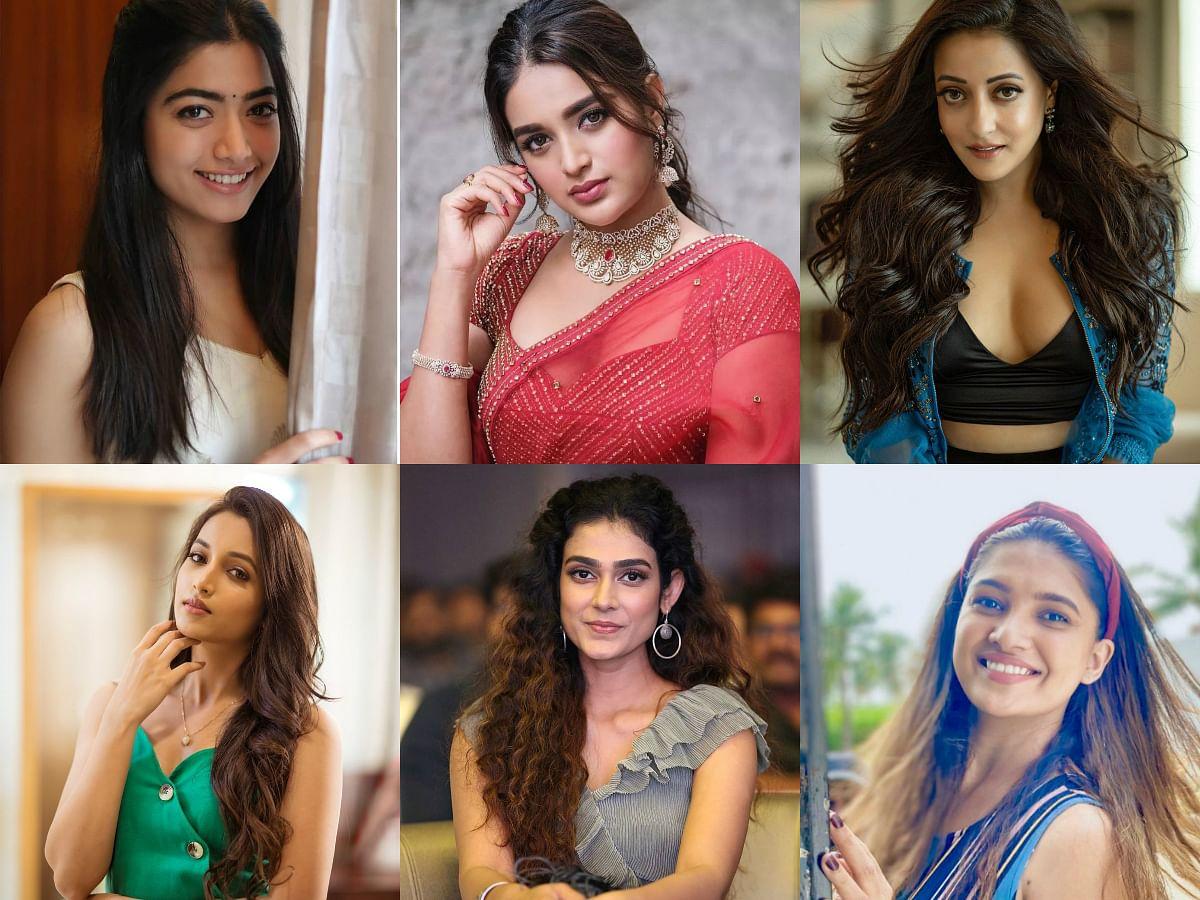 ராஷ்மிகா, வாணிபோஜன், ரைமாசென்... 2020 கோலிவுட்டில் அறிமுகமாகும் ஹீரோயின்ஸ்!