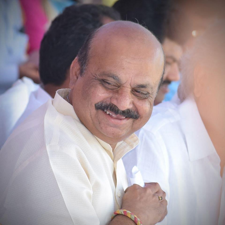 அமைச்சர் பஸவராஜ் பொம்மை