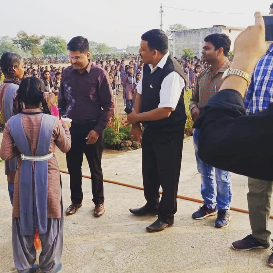 அவனிஷ் குமார் சரண்