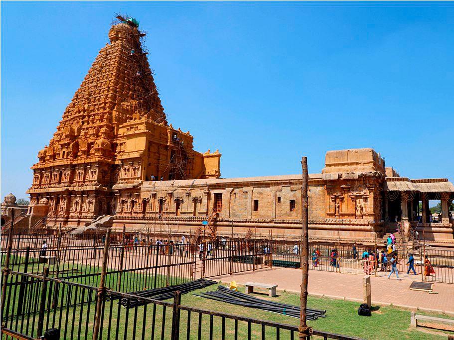 திருப்பதி ஃபார்முலா... தஞ்சை பெரிய கோயில் குடமுழுக்கில் பாதுகாப்புக்காகப் பின்பற்றப்படும் வழிமுறை!