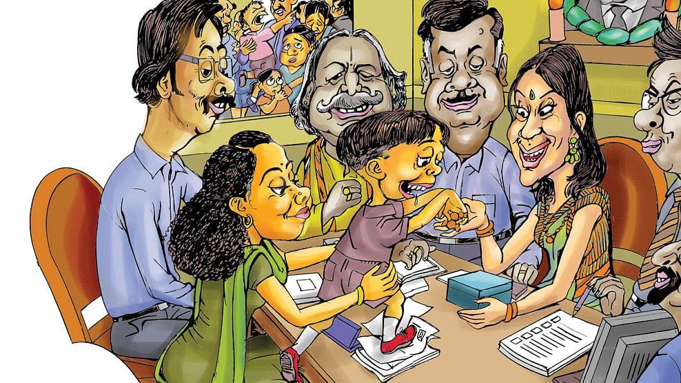 அப்ளிகேசன் டு அட்மிஷன்: ச்சும்மா கிழி!