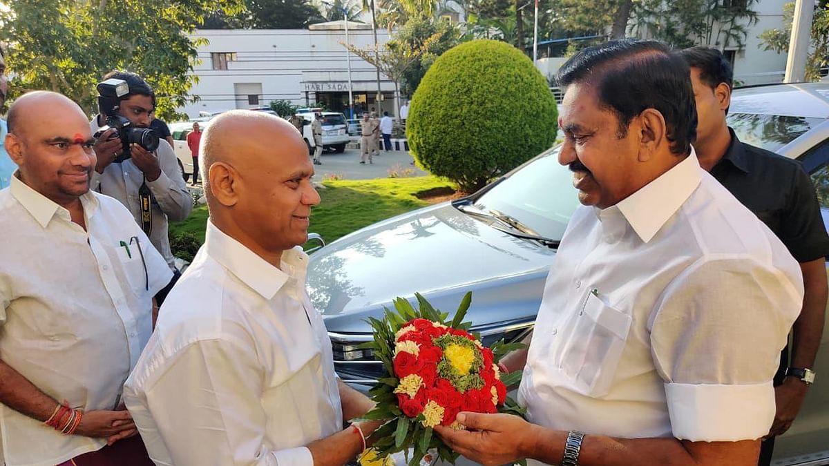 TamilNadu Chief Minister Palanisaamy