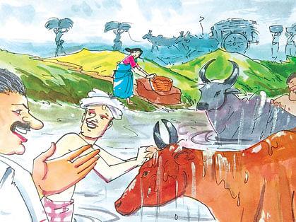 மரத்தடி மாநாடு: மின்னணு ஏலத்தில் கலக்கும் ஆனைமலை!