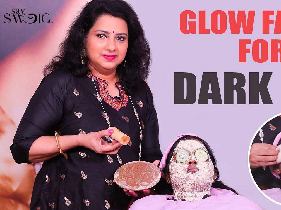 Special facial for instantly glowing skin | Potli massage | Vasunthara Series