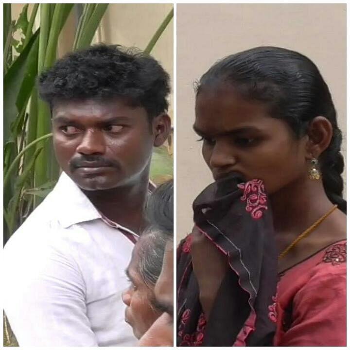 அமல்ராஜ், சுஷ்மிதா