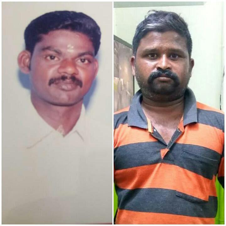 உயிரிழந்த மில்டன்ராஜ் - கொலை செய்த விஜயன்