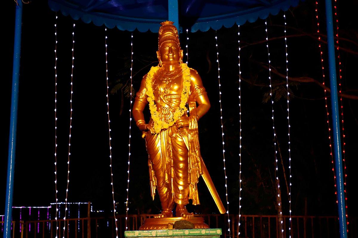 சோழப் பேரரசன் ராஜராஜன்