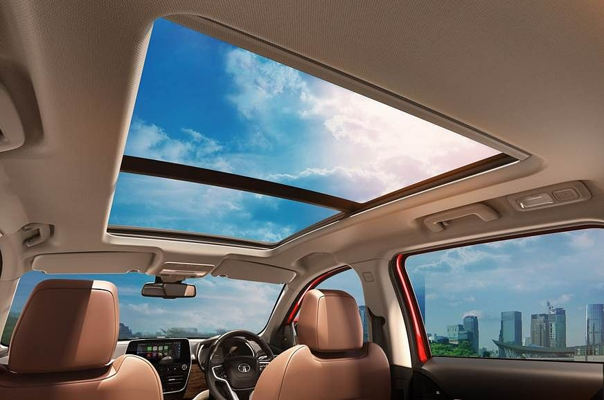 Panaromic Sunroof