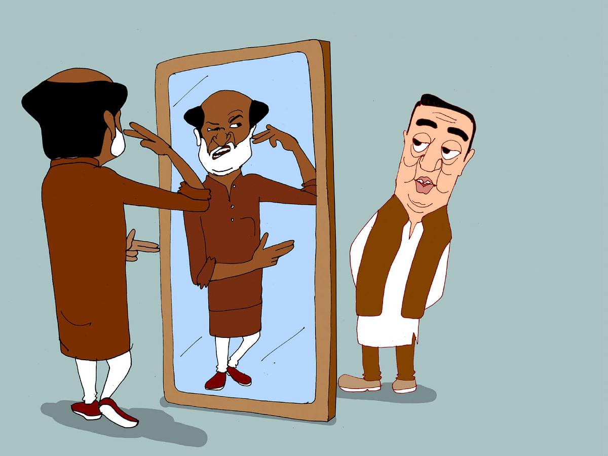 நானும் நீயுமா 14: கமலின் அறிவுஜீவித்தனம் vs ரஜினியின் வெள்ளந்திமுகம்! யாரை அதிகம் கொண்டாட வேண்டும்?