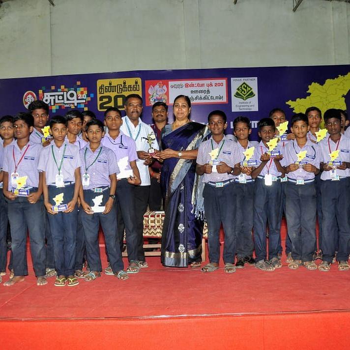 மாவட்ட ஆட்சியர் விஜயலட்சுமி