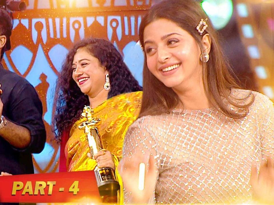 Ananda Vikatan Cinema Awards 2019 Part 4