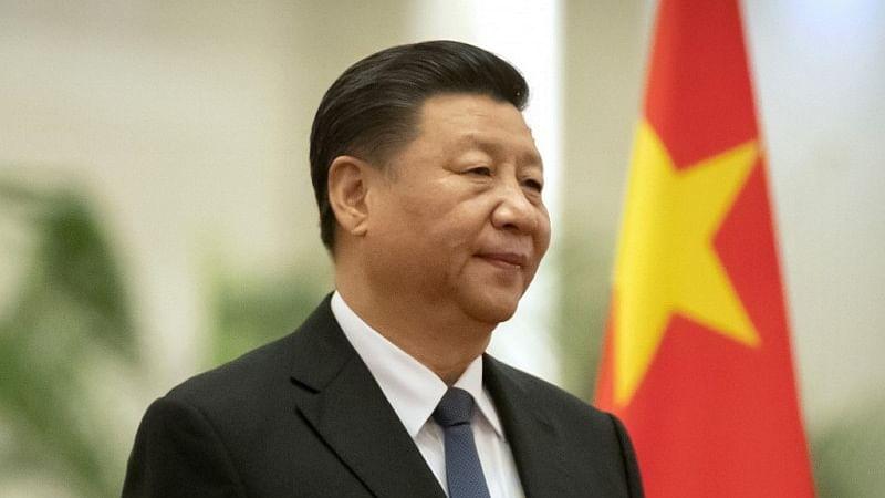 சீன அதிபர் ஜி ஜின்பிங்