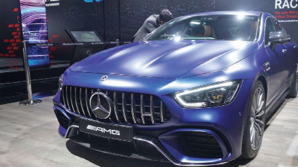 மெர்சிடீஸ் AMG GT