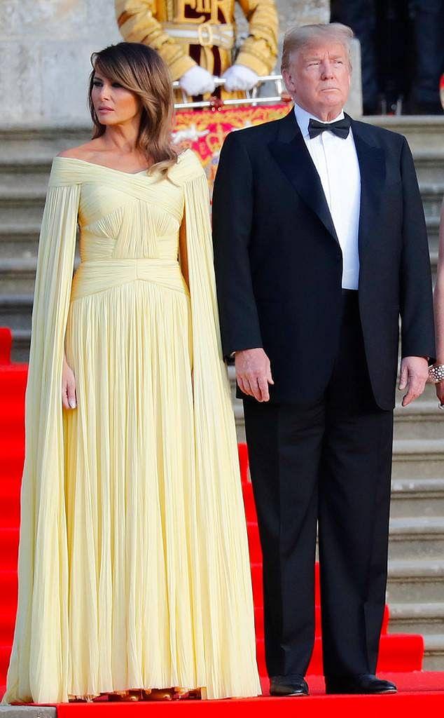 Trump - Melania Trump
