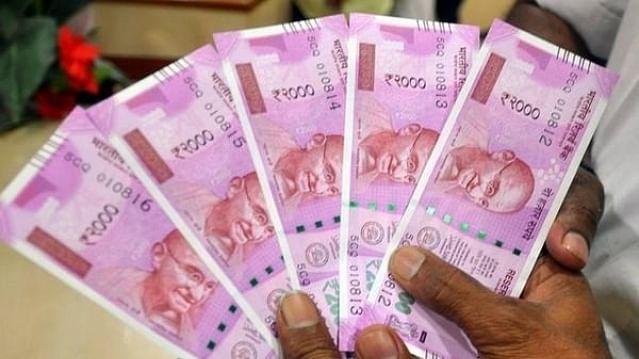 2,000 ரூபாய் நோட்டு