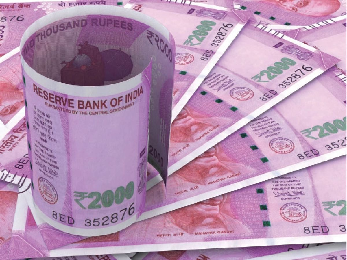 Rs.2000 note