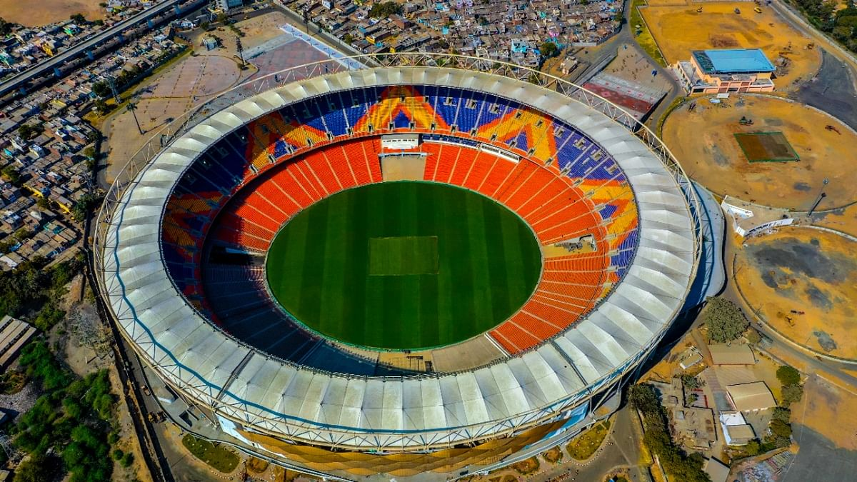Sardar Patel Stadium