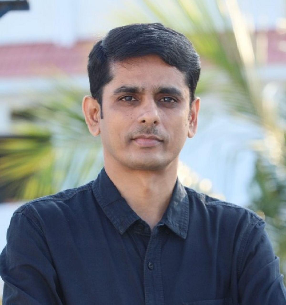 ஜான் ஆரோக்கியசாமி