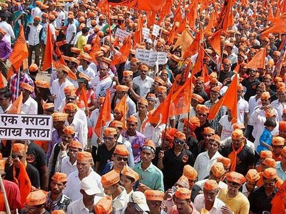 மஹாராஷ்டிரா: மராத்தா சமூகத்துக்கு வழங்கப்பட்ட இட ஒதுக்கீட்டை ரத்து செய்தது உச்ச நீதிமன்றம்!