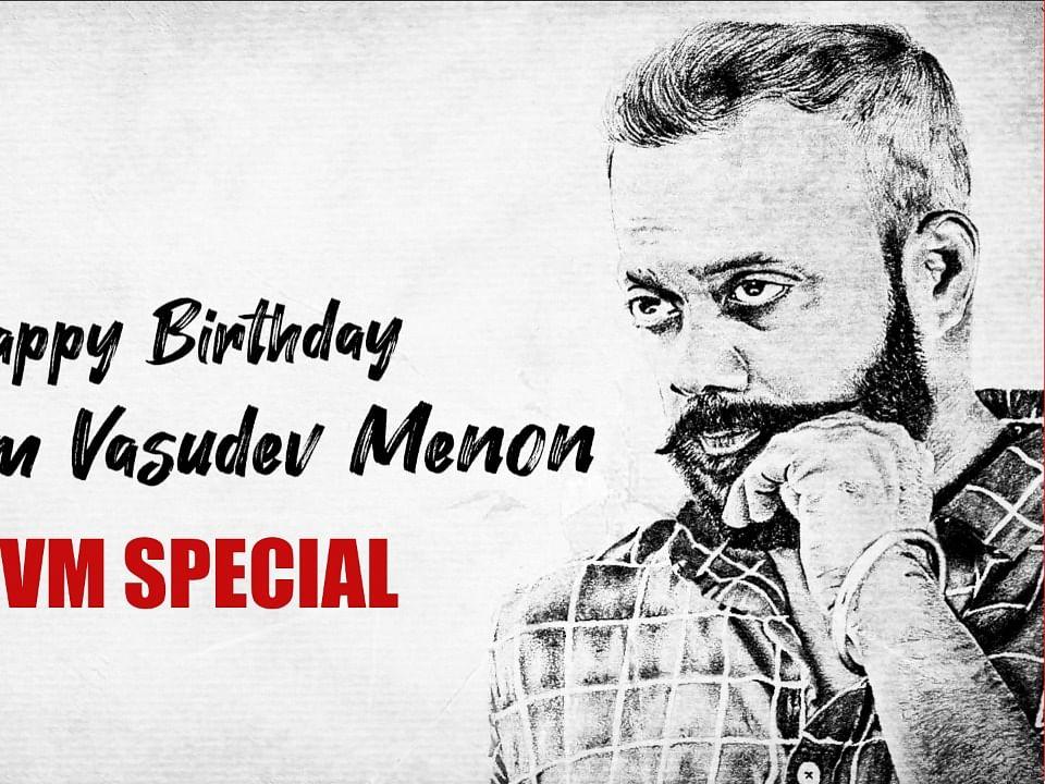 GVM Birthday Special Video | Filmograpahy | Gautham Vasudev Menon