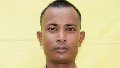 ஐ.எஸ்.எஃப் வீரர் பிரிகு பாருயா