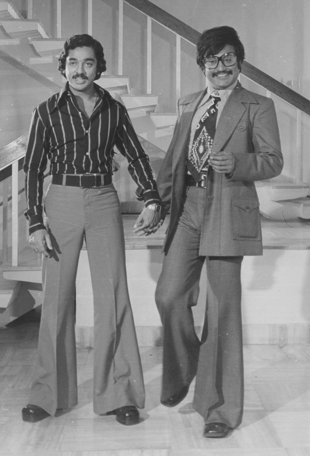 Kamal and Rajni