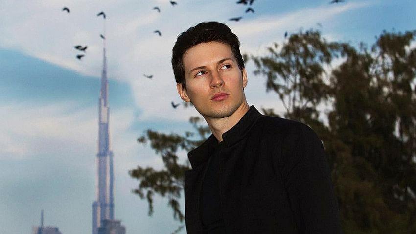 Pavel Durov, Telegram Founder