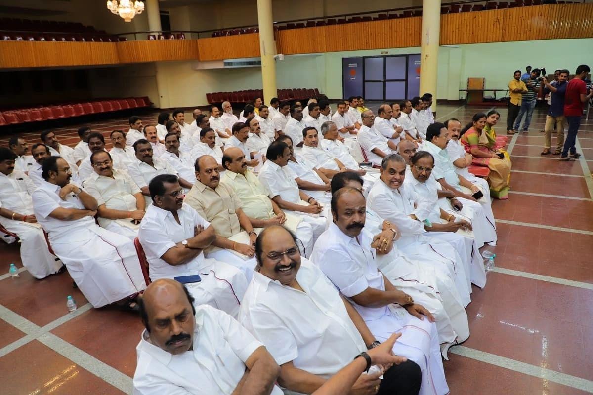 தி.மு.க மாவட்டச் செயலாளர்கள்