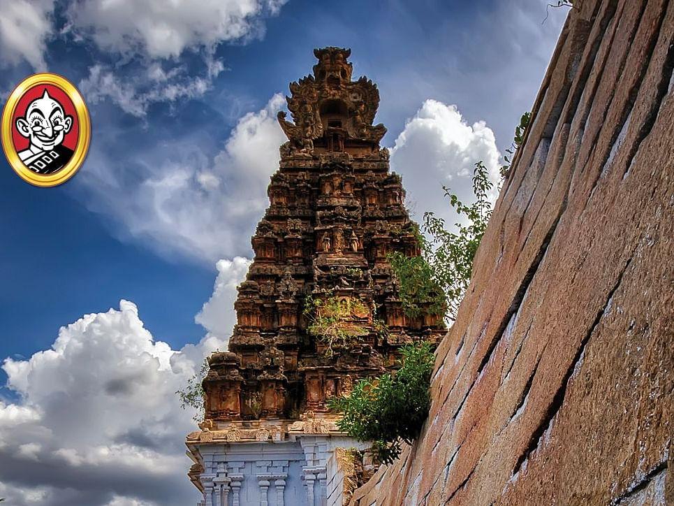 தனலாபம் முதல் அதிருத்ரயாக பலன்கள் வரை... பிரச்னைகள் தீர்க்கும் பிராகார வலம்! #VikatanPhotoCards