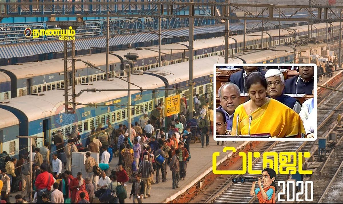 #LiveUpdates: ``தனிநபர் வருமான வரி விகிதம் குறைப்பு!'' - மத்திய பட்ஜெட்டின் முக்கிய அம்சங்கள் #Budget2020