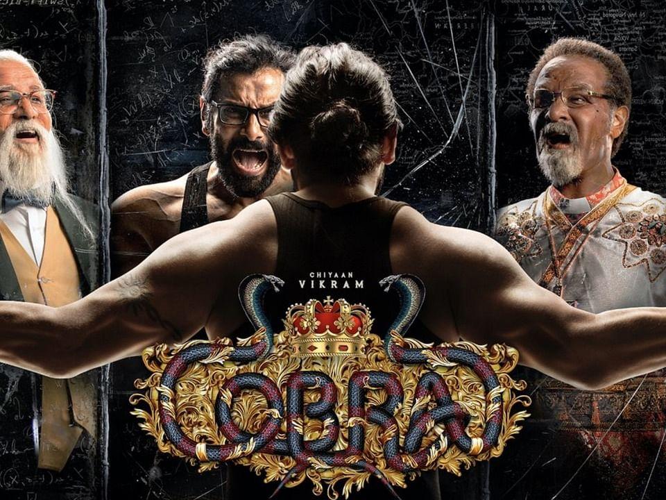 BREAKING: Secret Behind Vikram's 7 looks in Cobra   Inbox