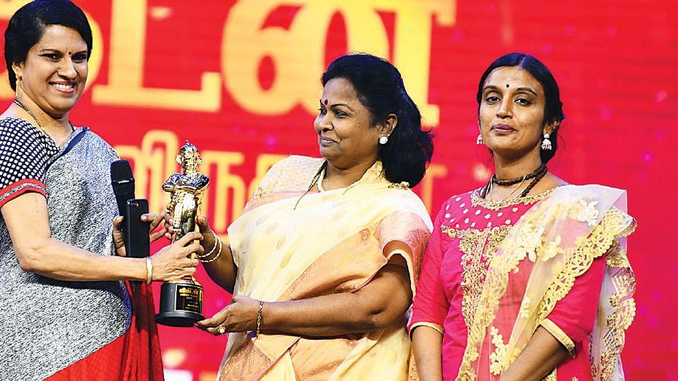 ஆனந்த விகடன் 'நம்பிக்கை விருதுகள்' 2019