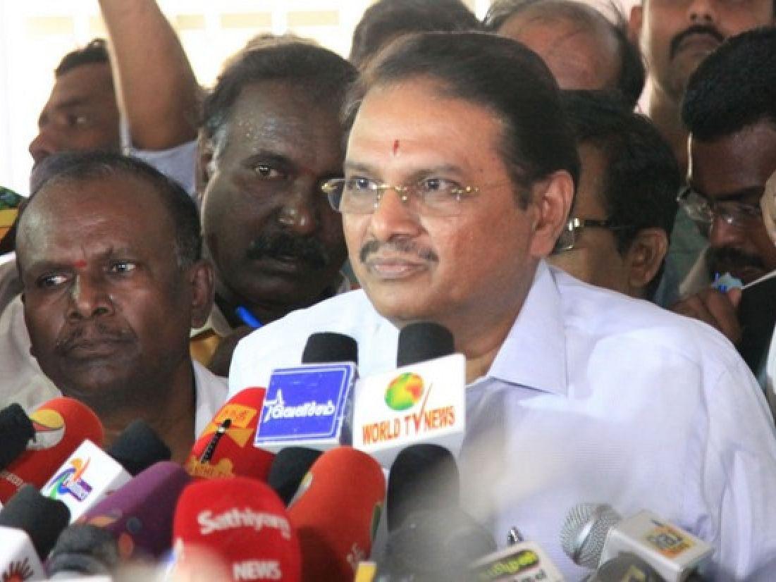 `அரசியல் இயக்கம் தொடங்குகிறாரா ராம மோகன ராவ்?!'- மதுரையில் பிரமாண்ட நிகழ்ச்சிக்கு ஏற்பாடு