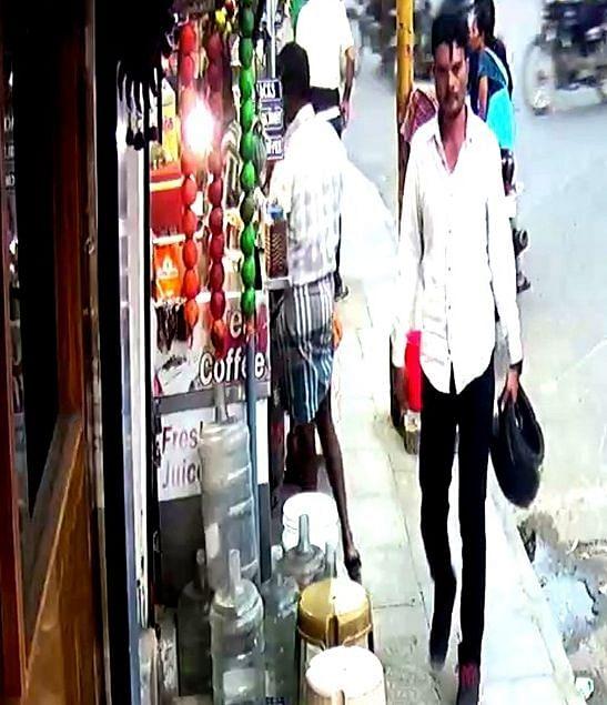 மகாராஷ்ட்ரா கொள்ளையன்