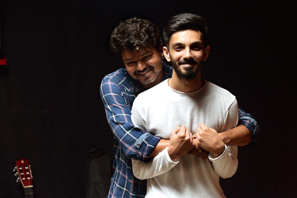 vijay and anirudh