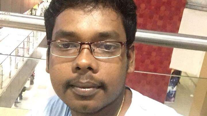 இன்ஜினீயர் வளன் ராஜ்குமார் ரீகன்