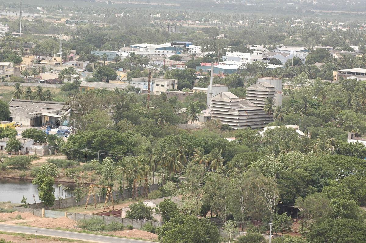 ராணிப்பேட்டை நகரம்